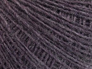 Fiber Content 50% Acrylic, 50% Wool, Purple, Brand Ice Yarns, Yarn Thickness 2 Fine  Sport, Baby, fnt2-60034