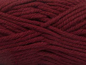 Fiber Content 100% Acrylic, Brand Ice Yarns, Dark Burgundy, Yarn Thickness 6 SuperBulky  Bulky, Roving, fnt2-60095