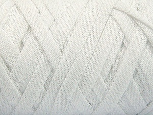 Fiber Content 100% Recycled Cotton, Optical White, Brand Ice Yarns, Yarn Thickness 6 SuperBulky  Bulky, Roving, fnt2-60122