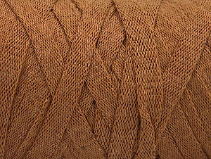 Contenido de fibra 100% Recycled Cotton, Light Brown, Brand Ice Yarns, Yarn Thickness 6 SuperBulky  Bulky, Roving, fnt2-60124