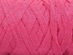Contenido de fibra 100% Recycled Cotton, Pink, Brand Ice Yarns, Yarn Thickness 6 SuperBulky  Bulky, Roving, fnt2-60127