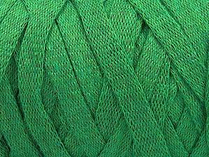 Contenido de fibra 100% Recycled Cotton, Brand Ice Yarns, Green, Yarn Thickness 6 SuperBulky  Bulky, Roving, fnt2-60128