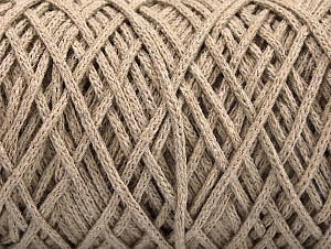 Please be advised that yarn iade made of recycled cotton, and dye lot differences occur. Fiber Content 100% Cotton, Brand Ice Yarns, Beige, Yarn Thickness 5 Bulky  Chunky, Craft, Rug, fnt2-60163