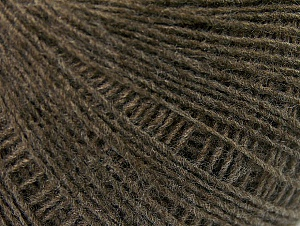 Fiber Content 50% Wool, 50% Acrylic, Brand Ice Yarns, Dark Camel, Yarn Thickness 2 Fine  Sport, Baby, fnt2-60182