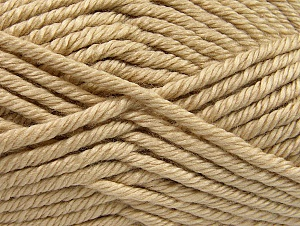 Fiber Content 100% Acrylic, Brand Ice Yarns, Beige, Yarn Thickness 6 SuperBulky  Bulky, Roving, fnt2-60215