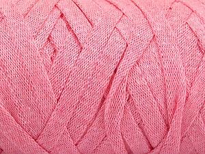 Contenido de fibra 100% Recycled Cotton, Light Pink, Brand Ice Yarns, Yarn Thickness 6 SuperBulky  Bulky, Roving, fnt2-60402