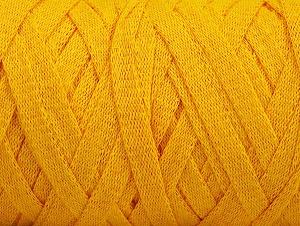 Contenido de fibra 100% Recycled Cotton, Yellow, Brand Ice Yarns, Yarn Thickness 6 SuperBulky  Bulky, Roving, fnt2-60407