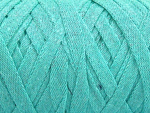 Contenido de fibra 100% Recycled Cotton, Mint Green, Brand Ice Yarns, Yarn Thickness 6 SuperBulky  Bulky, Roving, fnt2-61089