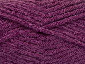 Fiber Content 100% Acrylic, Purple, Brand Ice Yarns, Yarn Thickness 6 SuperBulky  Bulky, Roving, fnt2-61091