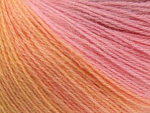 Fiber Content 60% Acrylic, 20% Angora, 20% Wool, Pastel Colors, Brand Ice Yarns, Yarn Thickness 2 Fine  Sport, Baby, fnt2-61208