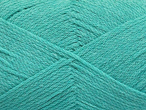 Fiber Content 100% Cotton, Mint Green, Brand Ice Yarns, Yarn Thickness 2 Fine  Sport, Baby, fnt2-61997