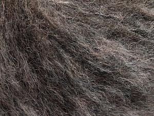Fiber Content 30% Acrylic, 30% Polyamide, 20% Wool, 20% Alpaca, Brand Ice Yarns, Brown Shades, fnt2-62546