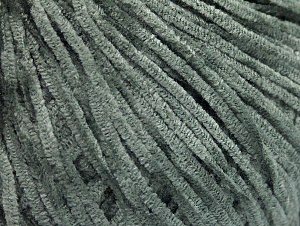 Fiber Content 100% Polyester, Brand Ice Yarns, Grey, Yarn Thickness 1 SuperFine  Sock, Fingering, Baby, fnt2-62611