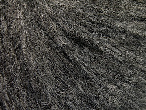 Fiber Content 44% Wool, 38% Acrylic, 18% Polyamide, Brand Ice Yarns, Grey, Yarn Thickness 4 Medium  Worsted, Afghan, Aran, fnt2-62671