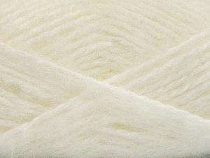 SuperBulky  Fiber Content 70% Acrylic, 30% Angora, White, Brand Ice Yarns, Yarn Thickness 6 SuperBulky  Bulky, Roving, fnt2-63122