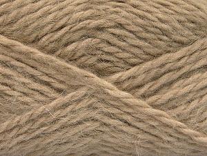 SuperBulky  Fiber Content 70% Acrylic, 30% Angora, Brand Ice Yarns, Camel, Yarn Thickness 6 SuperBulky  Bulky, Roving, fnt2-63124