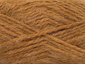 SuperBulky  Fiber Content 70% Acrylic, 30% Angora, Light Brown, Brand Ice Yarns, Yarn Thickness 6 SuperBulky  Bulky, Roving, fnt2-63128