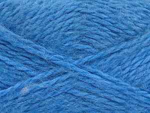 SuperBulky  Fiber Content 70% Acrylic, 30% Angora, Brand Ice Yarns, Blue, Yarn Thickness 6 SuperBulky  Bulky, Roving, fnt2-63129