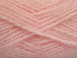 SuperBulky  Fiber Content 70% Acrylic, 30% Angora, Light Pink, Brand Ice Yarns, Yarn Thickness 6 SuperBulky  Bulky, Roving, fnt2-63131