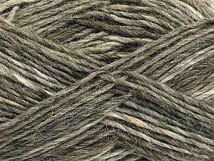 Fiber Content 60% Wool, 40% Acrylic, Brand Ice Yarns, Brown Shades, fnt2-63158