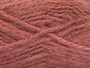 SuperBulky  Fiber Content 70% Acrylic, 30% Angora, Salmon, Brand Ice Yarns, Yarn Thickness 6 SuperBulky  Bulky, Roving, fnt2-63193
