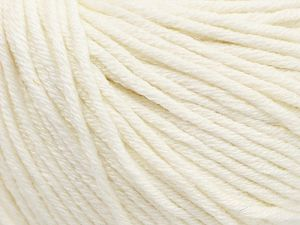 Fiber Content 50% Cotton, 50% Acrylic, Brand Ice Yarns, Ecru, Yarn Thickness 3 Light  DK, Light, Worsted, fnt2-63253