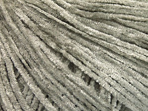 Fiber Content 100% Polyester, Light Grey, Brand Ice Yarns, Yarn Thickness 1 SuperFine  Sock, Fingering, Baby, fnt2-63361