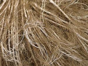 Fiber Content 100% Polyamide, White, Brand Ice Yarns, Camel, Yarn Thickness 4 Medium  Worsted, Afghan, Aran, fnt2-64206