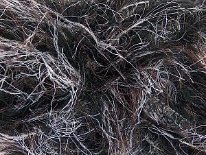 Fiber Content 90% Polyamide, 10% Acrylic, White, Maroon, Brand Ice Yarns, Black, fnt2-64234
