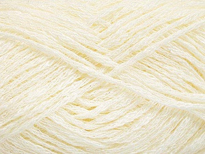 Fiber Content 100% Acrylic, Brand Ice Yarns, Ecru, Yarn Thickness 3 Light  DK, Light, Worsted, fnt2-64254