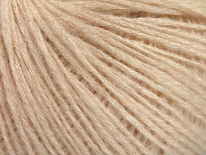 Fiber Content 51% Polyester, 37% Acrylic, 12% Wool, Light Powder Pink, Brand Ice Yarns, fnt2-64407