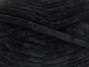 Fiber Content 100% Micro Fiber, Brand Ice Yarns, Black, Yarn Thickness 6 SuperBulky  Bulky, Roving, fnt2-64513