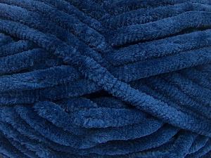 Fiber Content 100% Micro Fiber, Navy, Brand Ice Yarns, Yarn Thickness 6 SuperBulky  Bulky, Roving, fnt2-64520