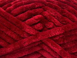 Fiber Content 100% Micro Fiber, Brand Ice Yarns, Burgundy, Yarn Thickness 6 SuperBulky  Bulky, Roving, fnt2-64521