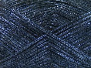 Fiber Content 70% Polyamide, 19% Wool, 11% Acrylic, Brand Ice Yarns, Dark Blue, Black, Yarn Thickness 4 Medium  Worsted, Afghan, Aran, fnt2-64581