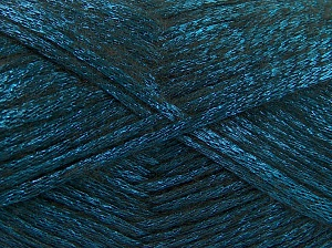 Fiber Content 70% Polyamide, 19% Wool, 11% Acrylic, Turquoise, Brand Ice Yarns, Black, Yarn Thickness 4 Medium  Worsted, Afghan, Aran, fnt2-64582