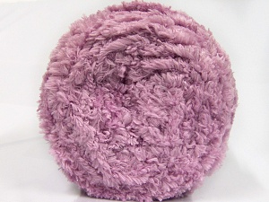 Fiber Content 100% Micro Fiber, Light Lilac, Brand Ice Yarns, Yarn Thickness 6 SuperBulky  Bulky, Roving, fnt2-64618