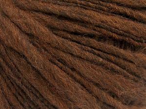 Fiberinnehåll 60% Merino, 40% Akryl, Brand Ice Yarns, Brown, fnt2-64681
