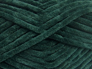 Fiber Content 100% Micro Fiber, Brand Ice Yarns, Dark Green, Yarn Thickness 4 Medium  Worsted, Afghan, Aran, fnt2-64908