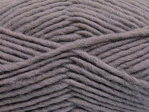 Fiber Content 100% Wool, Brand Ice Yarns, Grey, Yarn Thickness 5 Bulky  Chunky, Craft, Rug, fnt2-64909