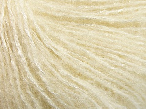 Fiber Content 60% Acrylic, 21% Polyester, 19% Alpaca, Brand Ice Yarns, Ecru, Yarn Thickness 4 Medium  Worsted, Afghan, Aran, fnt2-64916