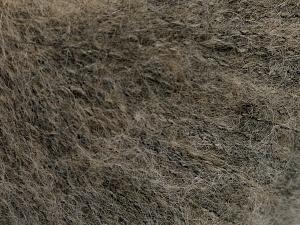 Fiber Content 31% Wool, 3% Elastan, 28% Alpaca Superfine, 22% Polyamide, 16% Acrylic, Brand Ice Yarns, Camel Melange, Yarn Thickness 1 SuperFine  Sock, Fingering, Baby, fnt2-64976