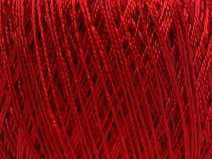 Fiber Content 70% Viscose, 30% Polyamide, Red, Brand Ice Yarns, Yarn Thickness 2 Fine  Sport, Baby, fnt2-65240