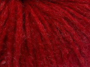 Fiber Content 88% Acrylic, 8% Polyamide, 4% Viscose, Red, Brand Ice Yarns, Yarn Thickness 5 Bulky  Chunky, Craft, Rug, fnt2-65446