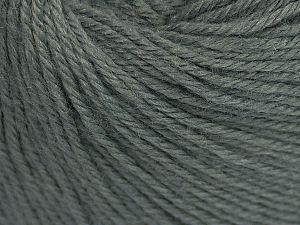 Fiber Content 40% Acrylic, 40% Merino Wool, 20% Polyamide, Brand Ice Yarns, Grey, Yarn Thickness 2 Fine  Sport, Baby, fnt2-65565