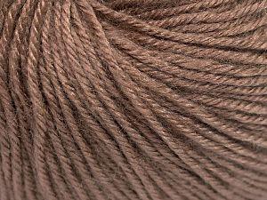 Fiber Content 40% Acrylic, 40% Merino Wool, 20% Polyamide, Brand Ice Yarns, Camel, Yarn Thickness 2 Fine  Sport, Baby, fnt2-65568