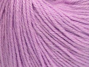 Fiber Content 40% Acrylic, 40% Merino Wool, 20% Polyamide, Light Pink, Brand Ice Yarns, Yarn Thickness 2 Fine  Sport, Baby, fnt2-65574