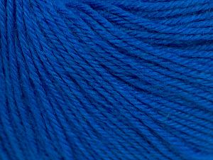 Fiber Content 40% Acrylic, 40% Merino Wool, 20% Polyamide, Brand Ice Yarns, Blue, Yarn Thickness 2 Fine  Sport, Baby, fnt2-65582