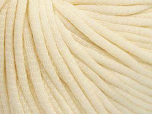 Fiber Content 67% Cotton, 33% Polyamide, Brand Ice Yarns, Dark Cream, Yarn Thickness 4 Medium  Worsted, Afghan, Aran, fnt2-65770
