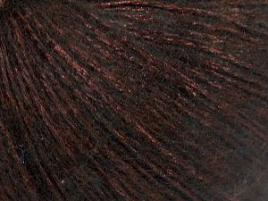 Fiber Content 70% Polyamide, 19% Merino Wool, 11% Acrylic, Brand Ice Yarns, Copper, Yarn Thickness 2 Fine  Sport, Baby, fnt2-65830